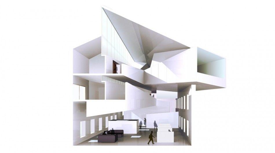 Nancy, 2005 - Dominique Coulon & associés - architectes