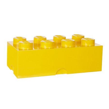 Howards Storage World | 8 Lego Brick Yellow | Jack's Room - Black ...