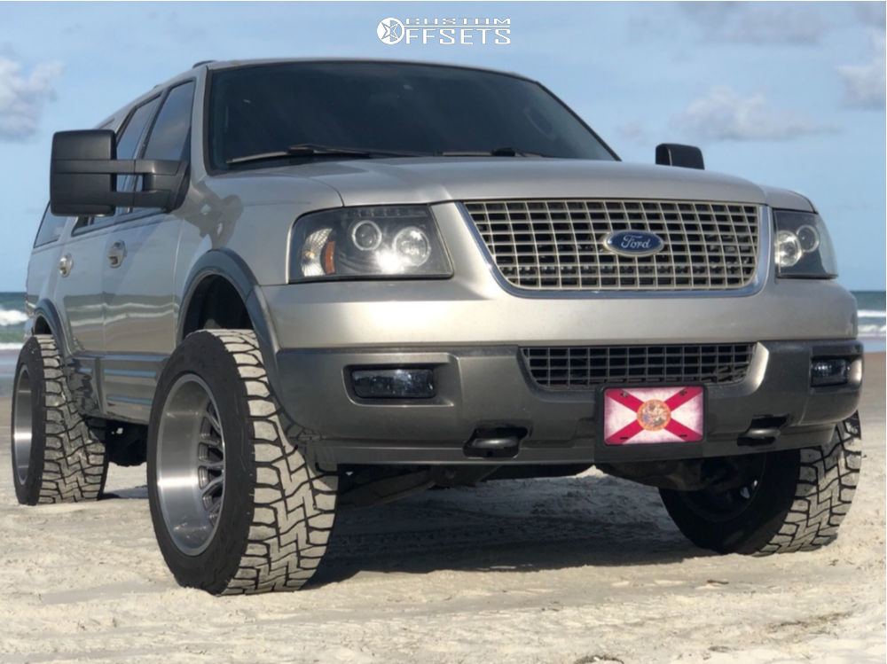1 2004 Expedition Ford Rough Country Leveling Kit Asanti Offroad Ab815 Custom In 2020 Ford Expedition Lifted Ford Explorer Ford Excursion