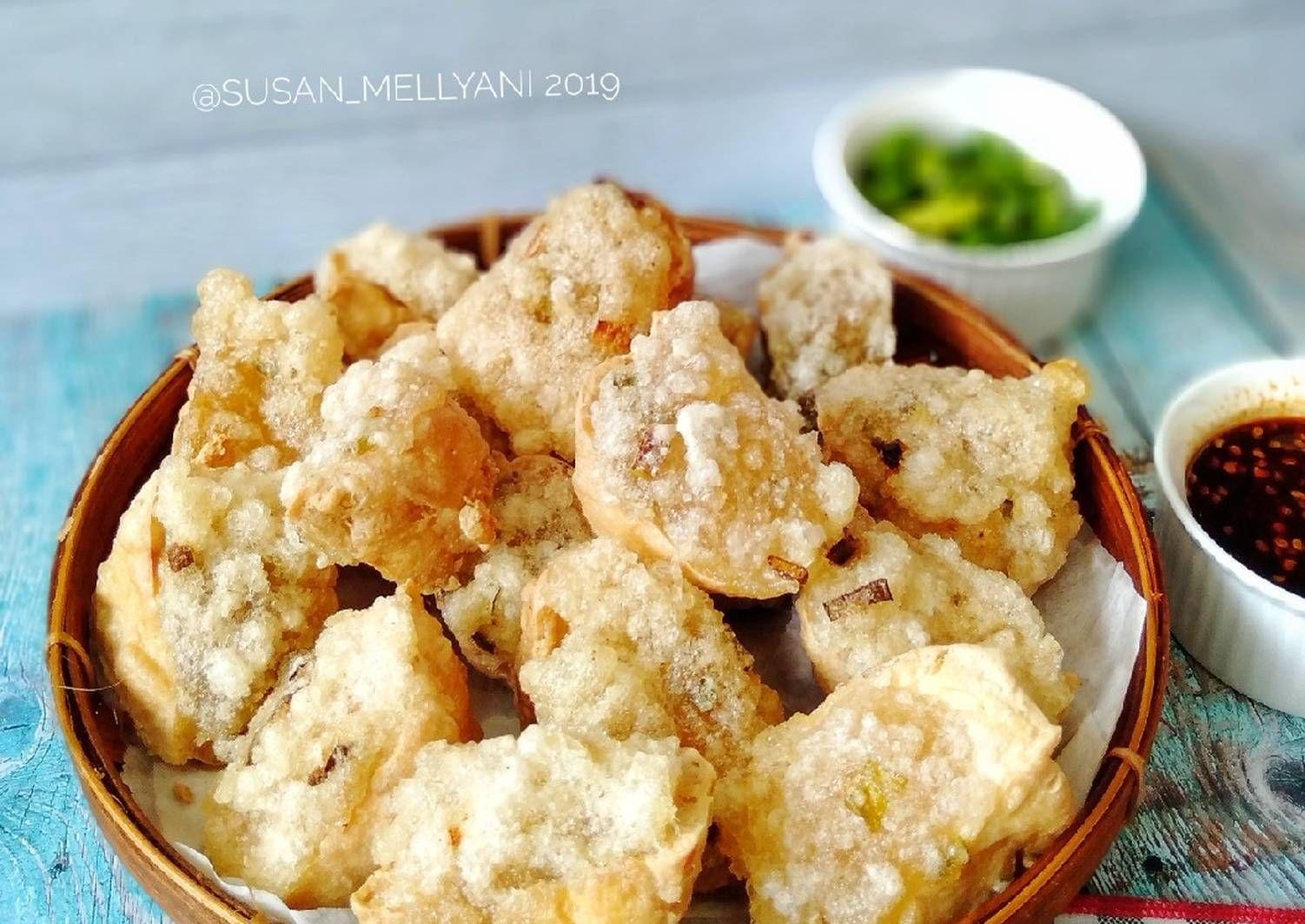 Resep Tahu Aci Oleh Susan Mellyani Resep Resep Tahu Makanan Resep