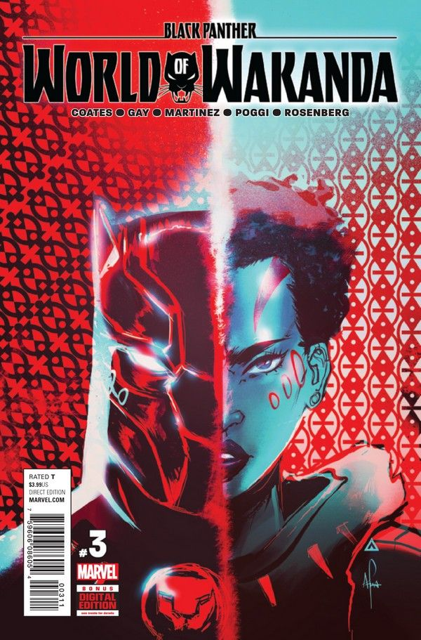 competitive price 73be2 507f5 BLACK PANTHER: WORLD OF WAKANDA #3 Written by Roxane Gay and ...