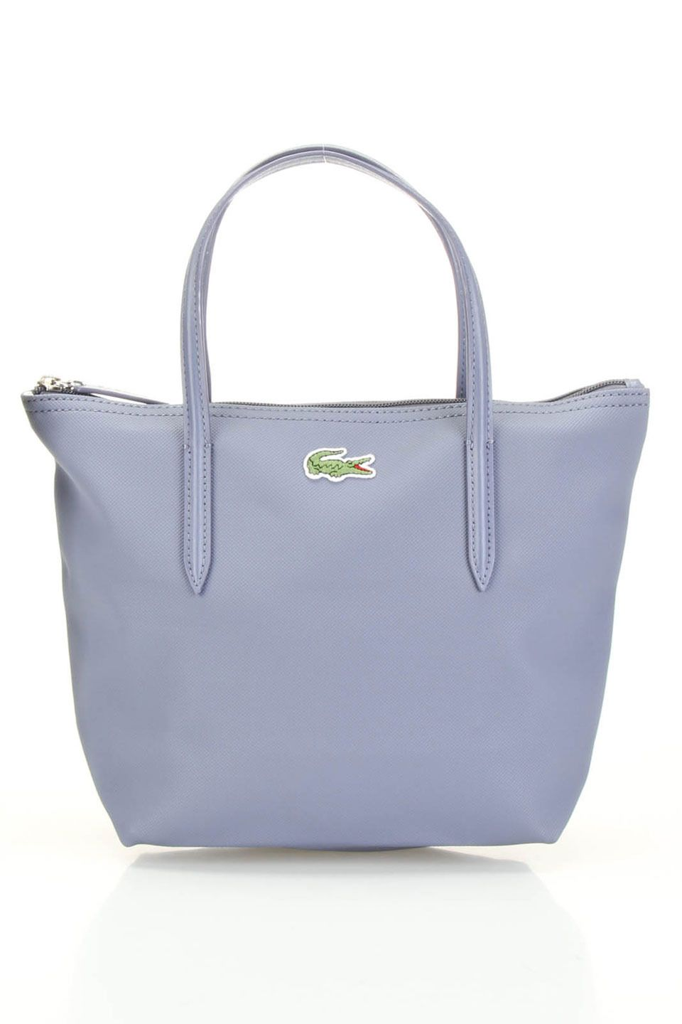 Small Gray In Folkstone 14 Style Bags Bag Lacoste Shopping zXCqzw