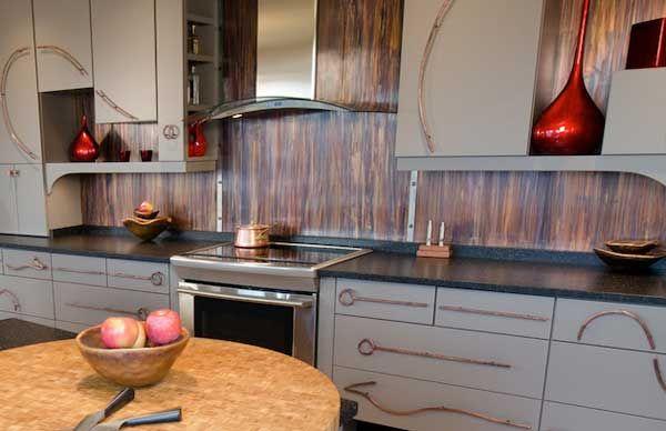 creative kitchen backsplash ideas Best 30 Innovative And Unique
