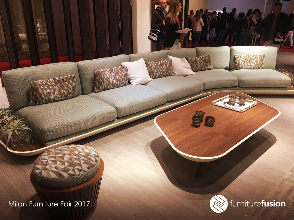 Salone arredamento ~ Furniture fusion at the salone del mobile milan milan furniture
