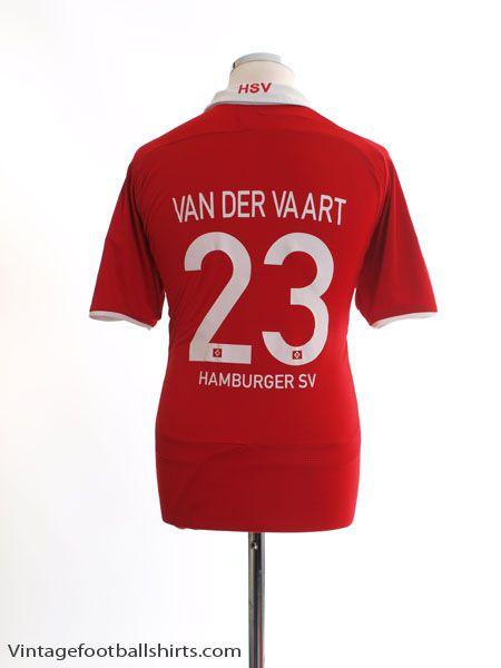 2007-08 Hamburg Third Shirt van der Vaart  23 S
