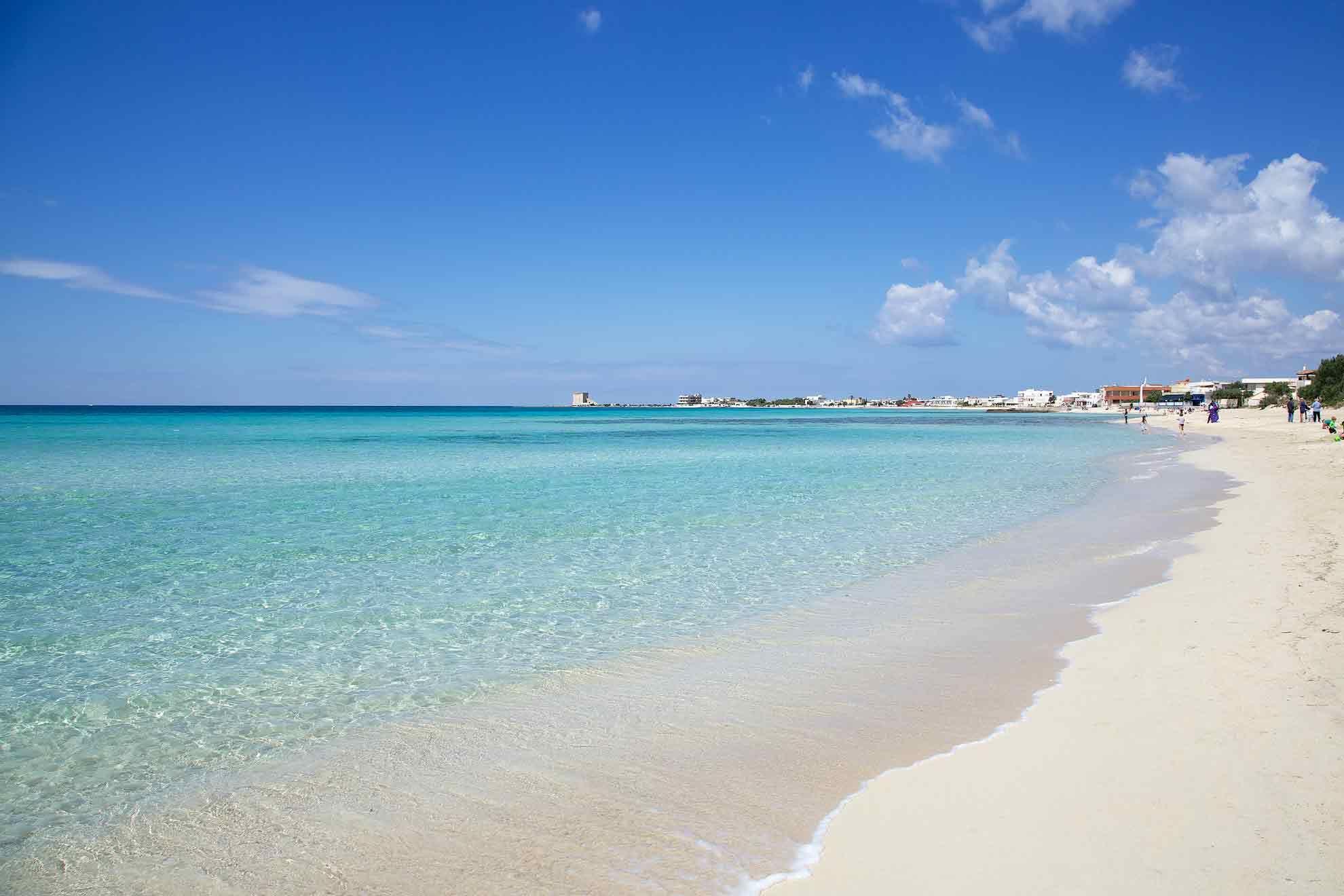 12 Photos of the Best Beaches in Porto Cesareo Salento