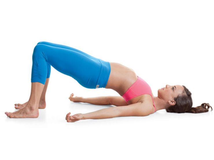 9 yoga poses that can ease depression