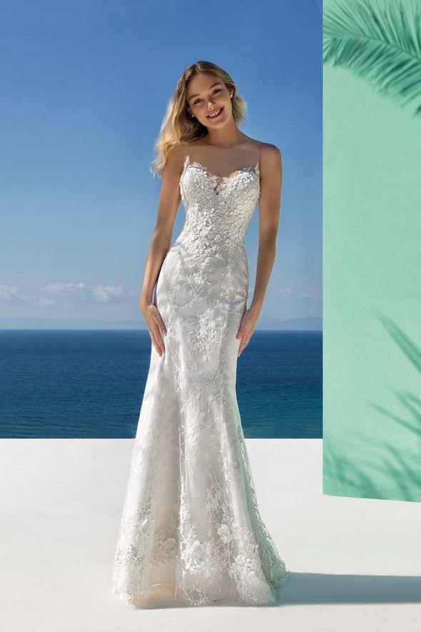 Bridal Gown Destination Romance - Style DR230 | Wedding ideas ...