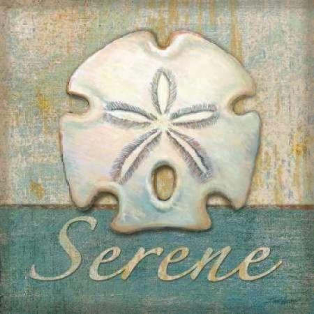 Posterazzi Serene Canvas Art - Todd Williams (24 x 24)