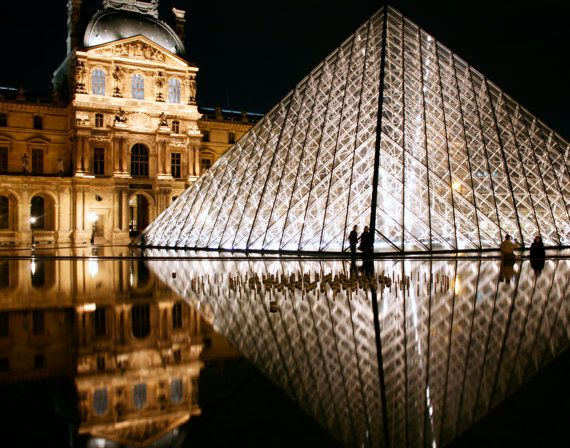 Louvre by Klement Photography