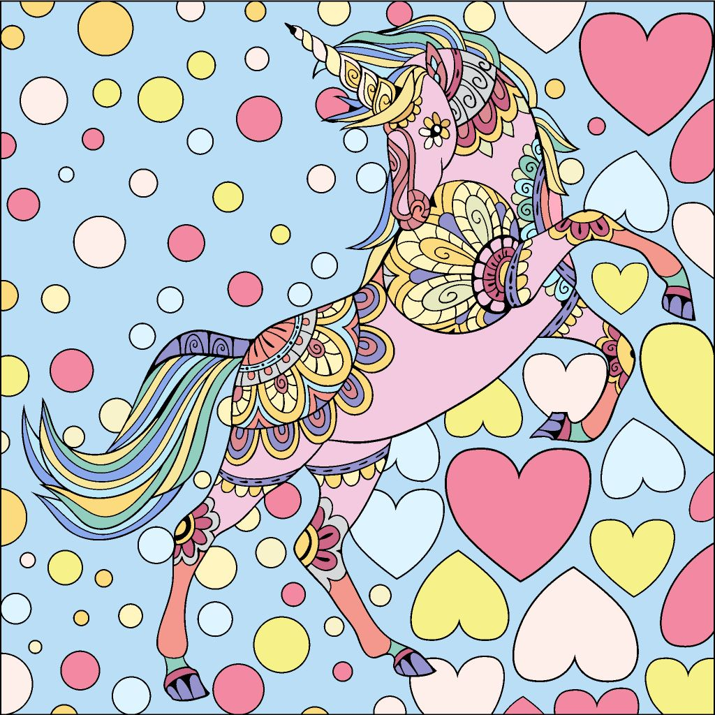 Happy Color Coloring Pages Designs Collections