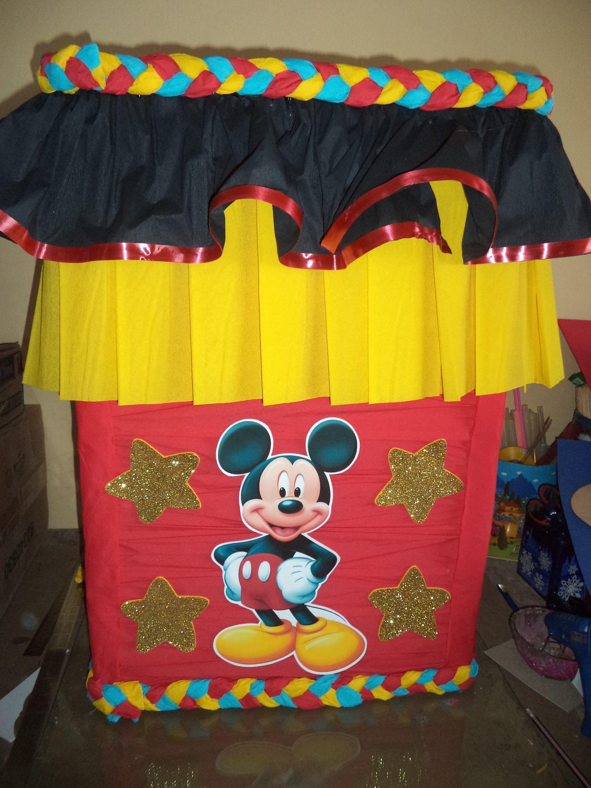 Caja de regalos para fiestas infantiles imagui - Como hacer una fiesta de cumpleanos ...