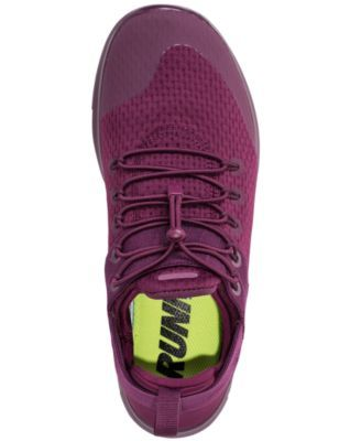 f4ee7d9473065 Nike Women s Free Run Commuter 2017 Running Sneakers from Finish Line - Red  7.5