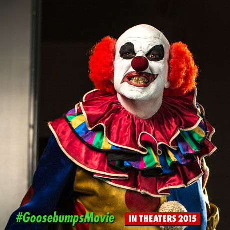 All Monsters Revealed In New Goosebumps Movie Images Ihorror Movie Monsters Goosebumps Film Goosebumps