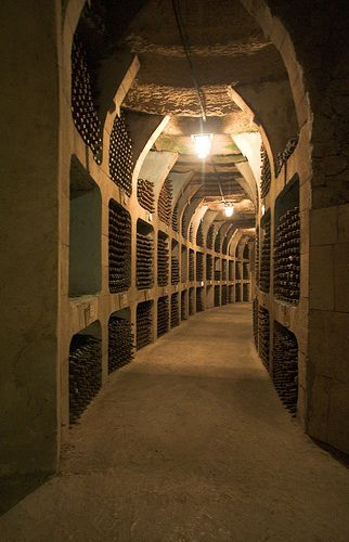Moldova Underground Wine Cellars By Kp Via Flickr