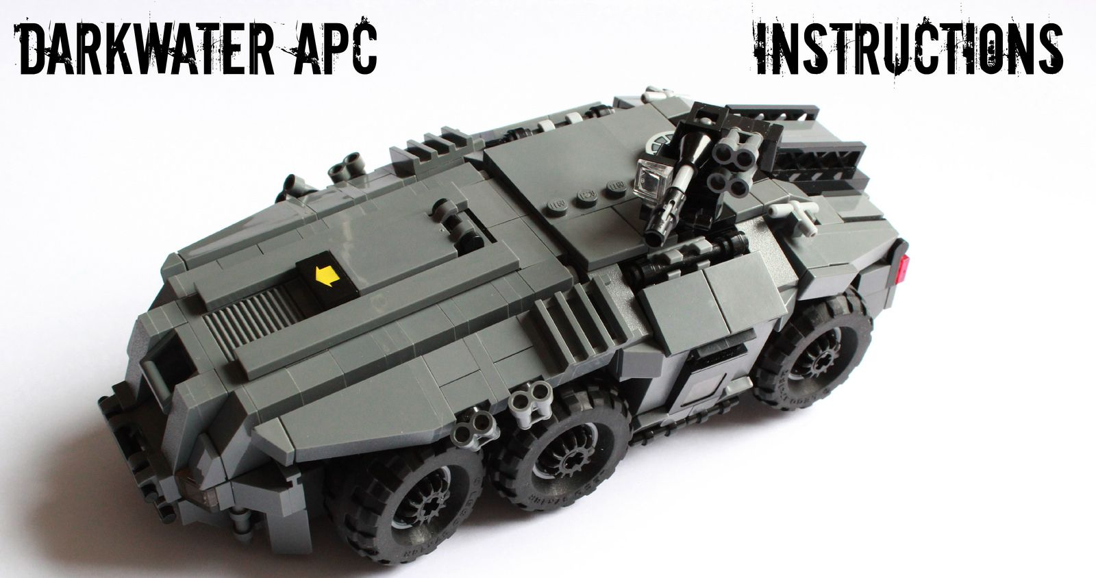 Darkwater Apc Instructions Pinterest Apc Lego And Lego Military