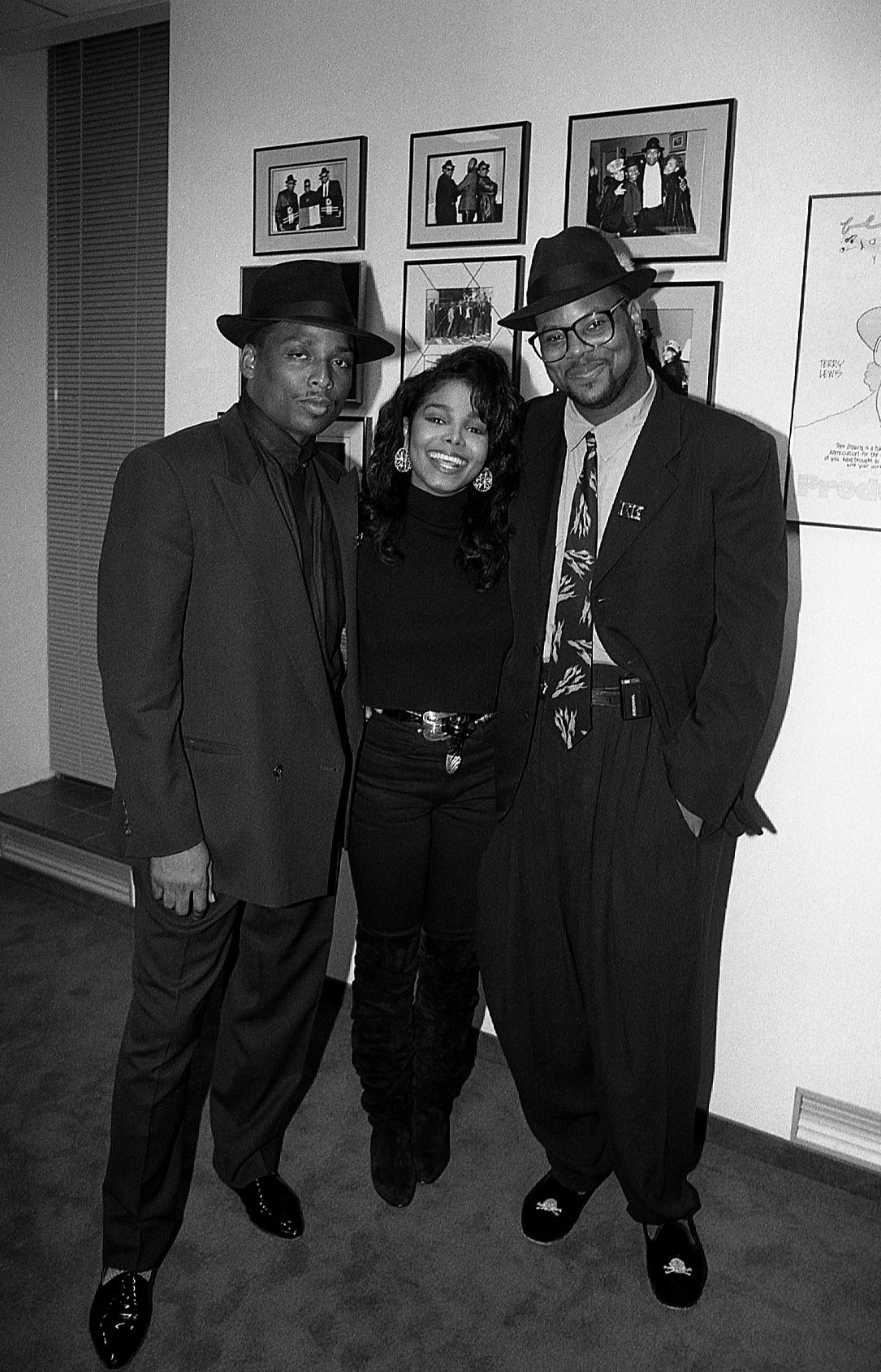 Terry Lewis, Janet Jackson & Jimmy Jam in 2021 | Janet jackson, Terry, Lewis