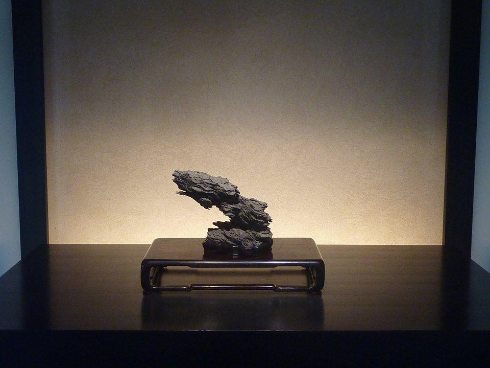 揖斐川石 Ibigawa Stone