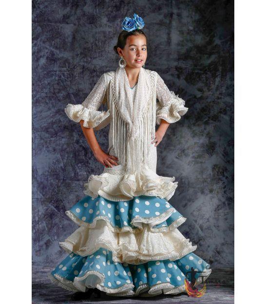 e010efc5d6 girl flamenco dresses 2019 - Roal - Flamenca dress Feria