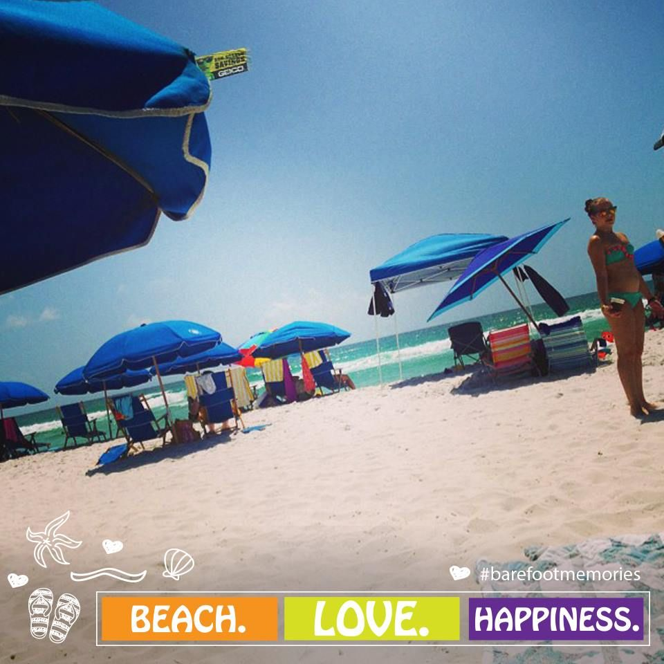 Shades of blues make for a good view. #HiltonPensacolaBeach #PensacolaBeach #UpsideofFL #LoveFL #Hilton