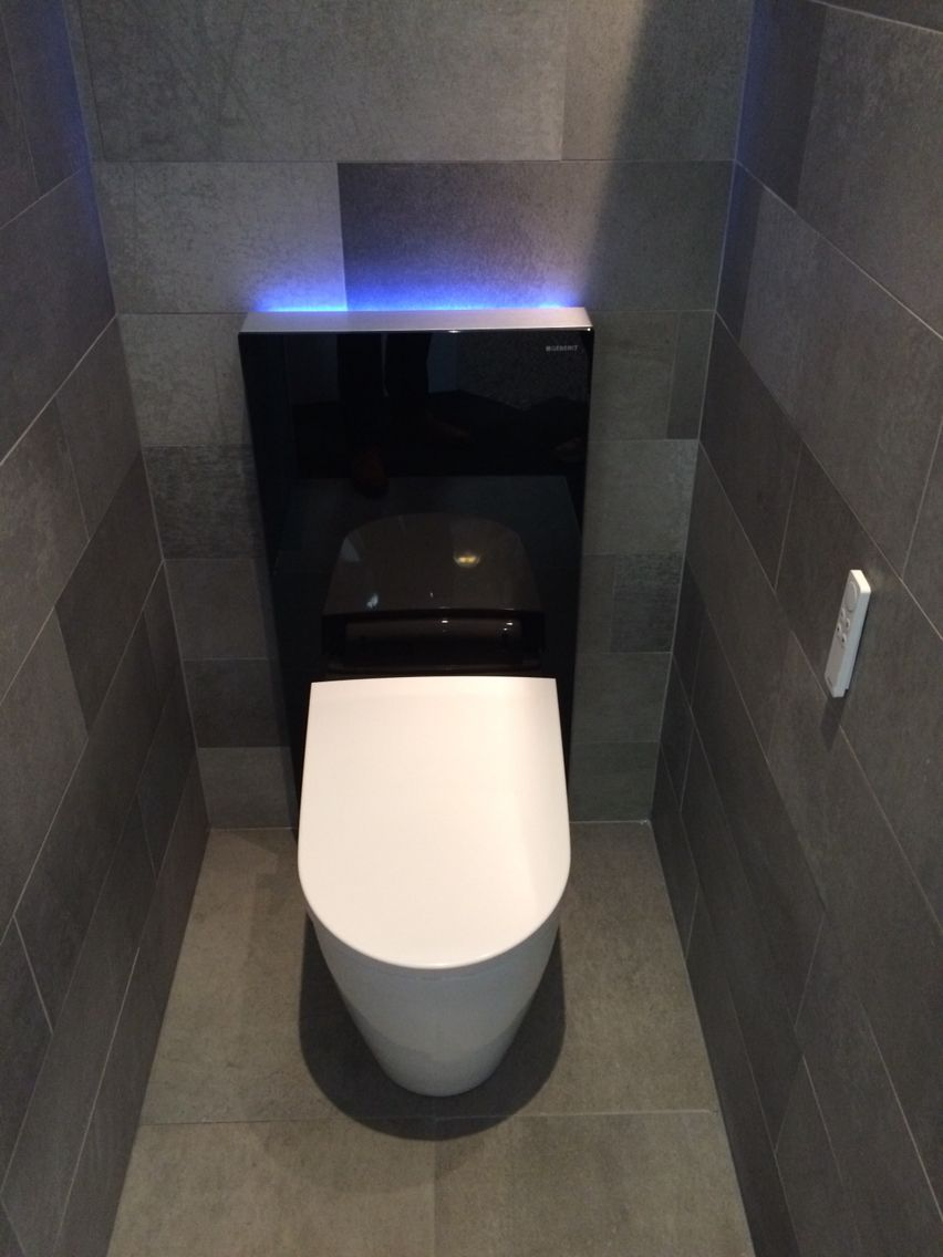 Geberit Aquaclean Sela Geberit Monolith Led Color Sphinx Tiles Toilet Bathroom Accessories Led Color