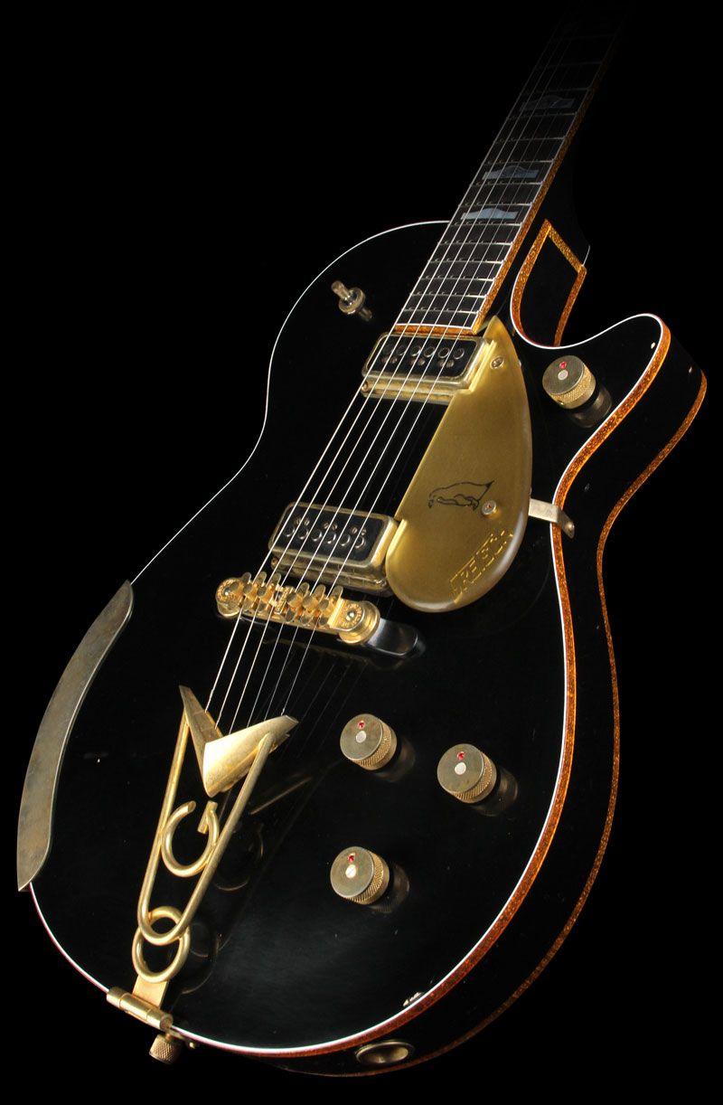 Black Penguin Gretsch Guitars
