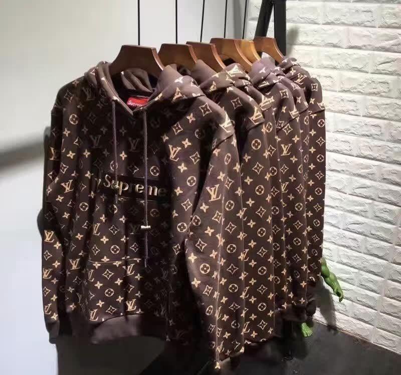 080cb58bfd Supreme x Lv hoodies Supreme Clothing