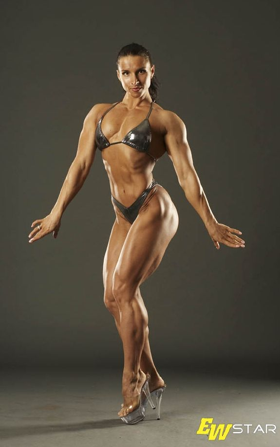 Pin On Female Bodybuilding