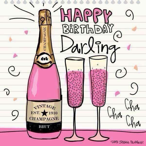 4de380bf4de479de02e3a19b432c99e0 happy birthday darling birthday anniversary pinterest happy