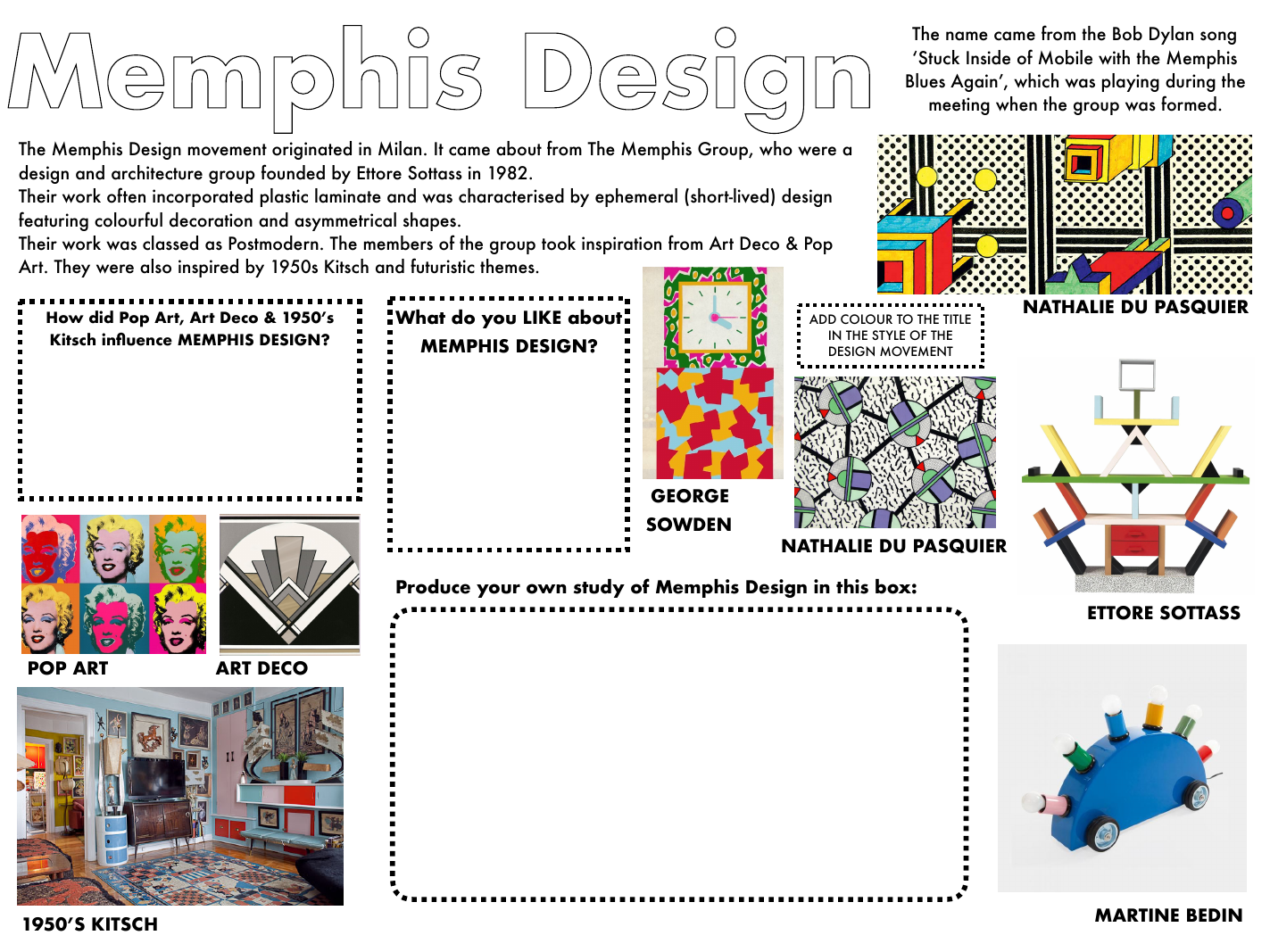 Art Graphic Design Technology Design Movement