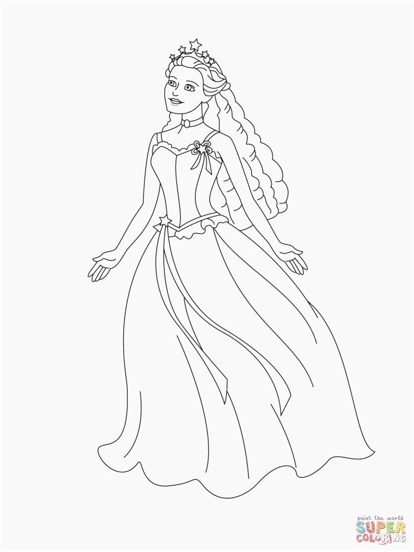 Pin By Michelle Davis On Gowns Barbie Coloring Pages Princess Coloring Pages Barbie Coloring [ 1116 x 837 Pixel ]