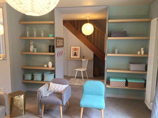 maison d co scandinave la d coration l gante sign e sophie ferjani home pinterest home. Black Bedroom Furniture Sets. Home Design Ideas