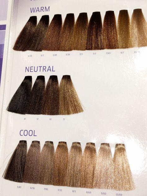 Wella illumina color permanent creme hair color shades hair colour