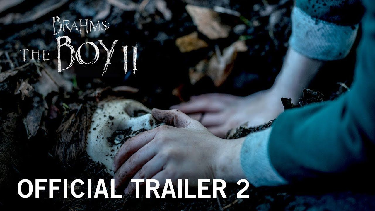 Brahms The Boy Ii 2020 Trailer 2 Katie Holmes In 2020