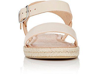 Barneys New York Ankle-Strap Espadrille Sandals - Sandals - Barneys.com