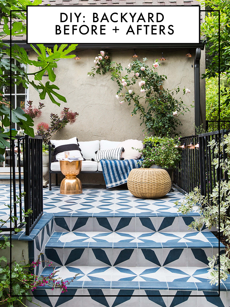 Patio Outdoor You Need To See These Transformative Backyard Before Afters