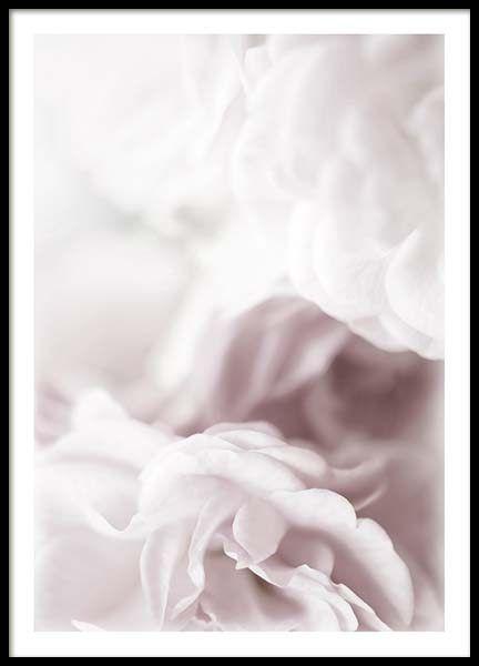 Dusty rose Poster in der Gruppe Poster / Größen und Formate ...