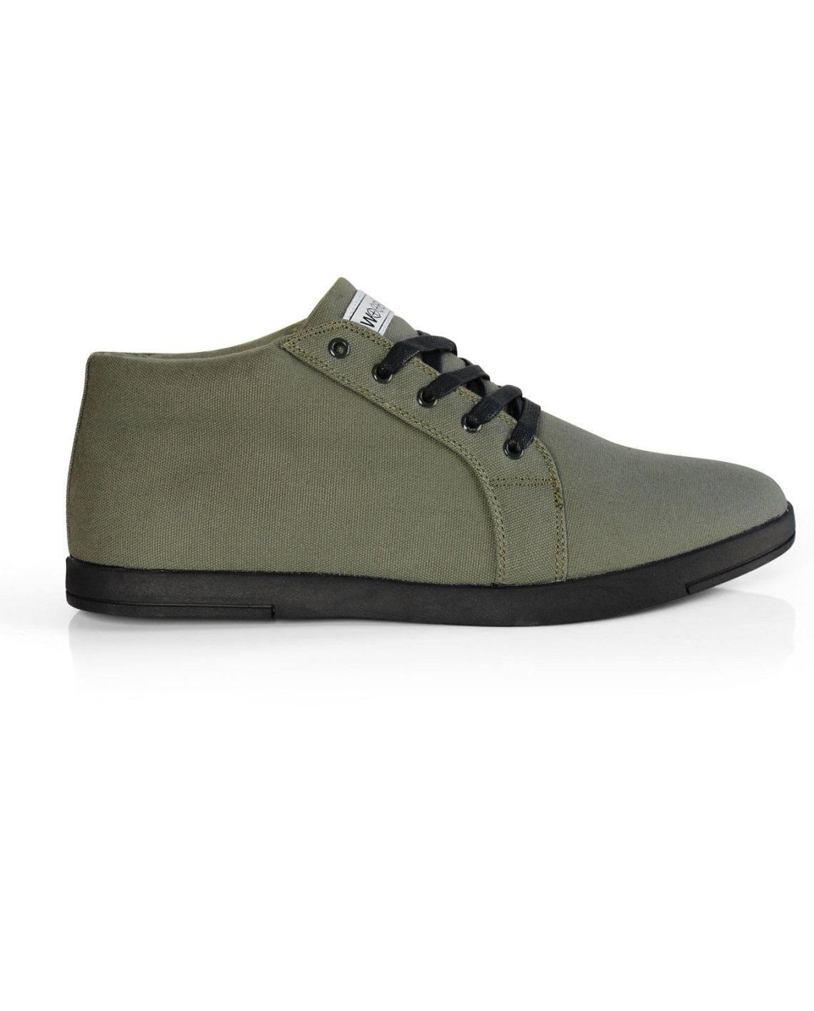 76a7446bc4 Woobies shoes - OD Green 7.62