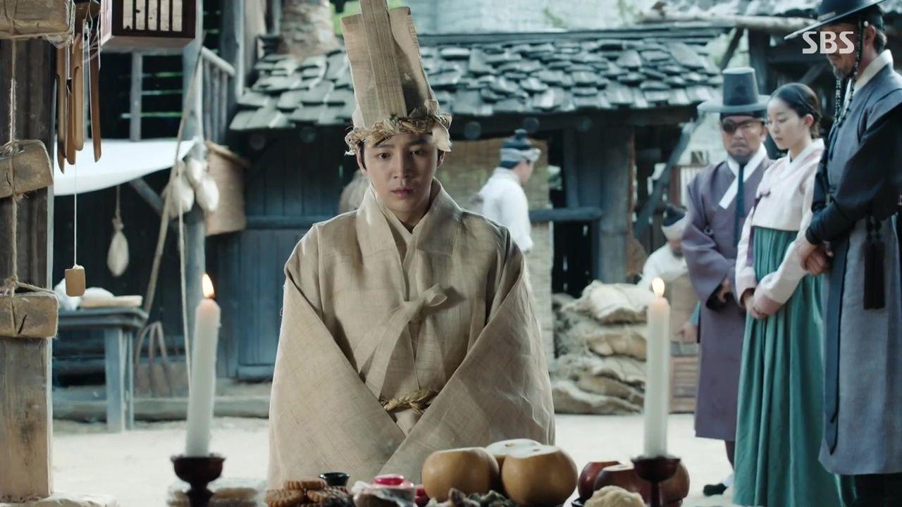 ackpot / Daebak (The Royal Gambler) Episode 17, 2016.05.23.