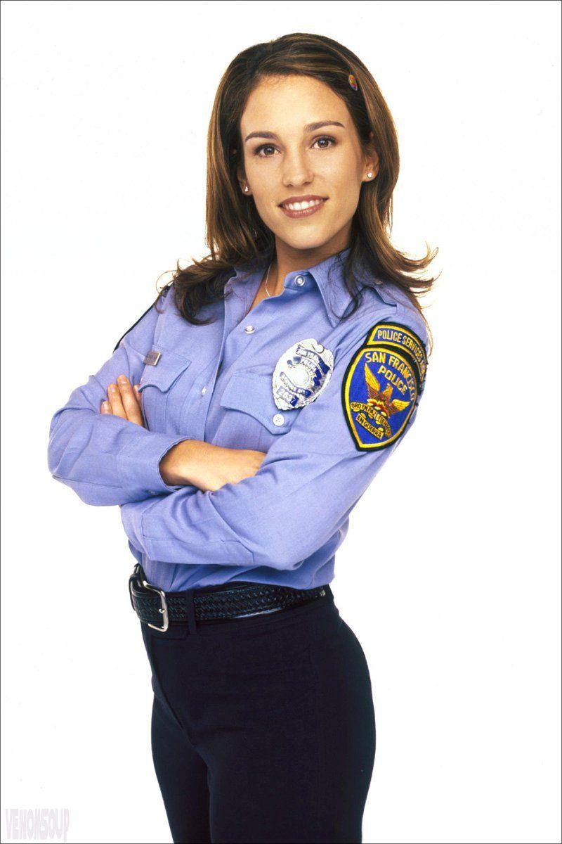 Ajj As Cop Amy Jo Johnson Amy Kimberly Hart