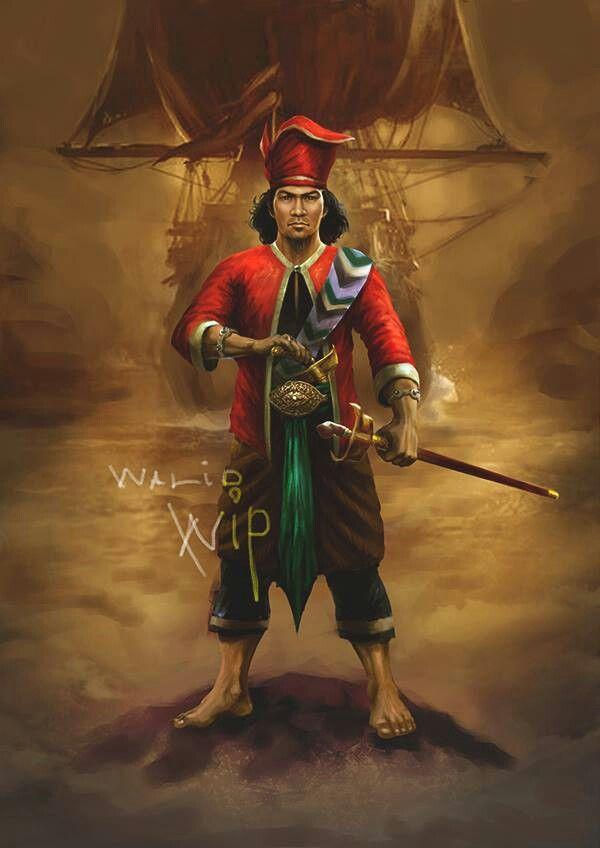 LAKSAMANA HANG TUAH | Malay Historical Figure (Figura ...