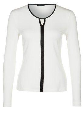 Pitkähihainen paita - valkoinen