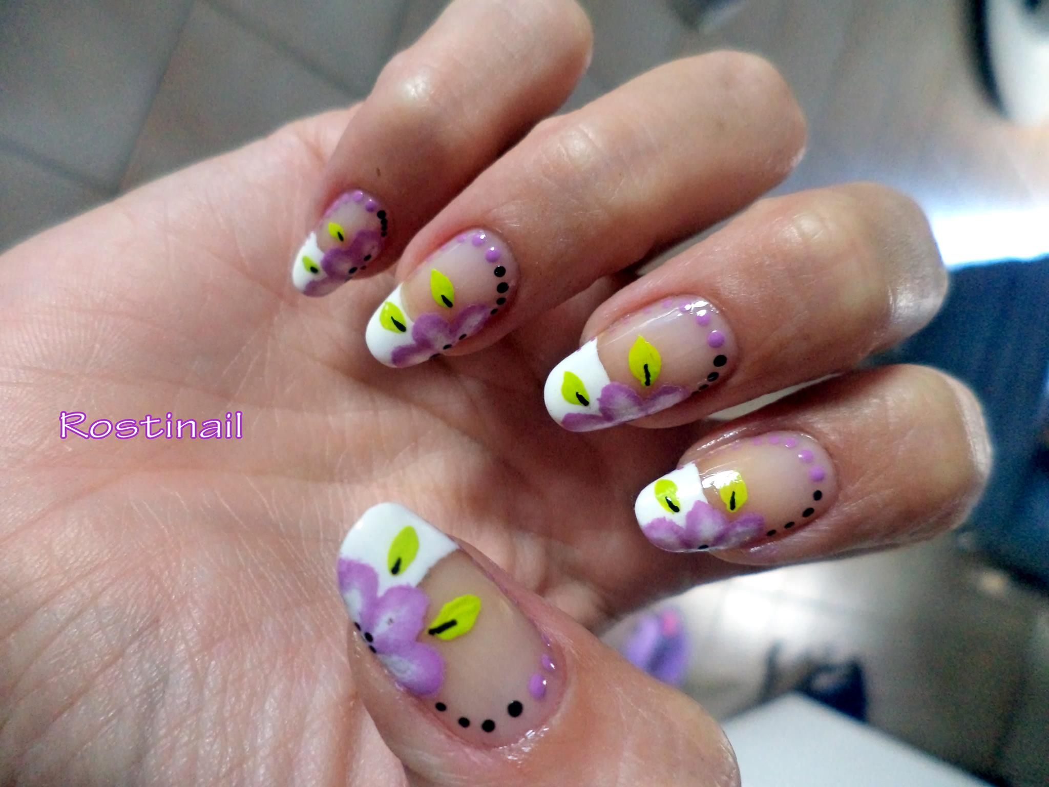 Participating In The Competition Nail Art Talent Of The Week 3