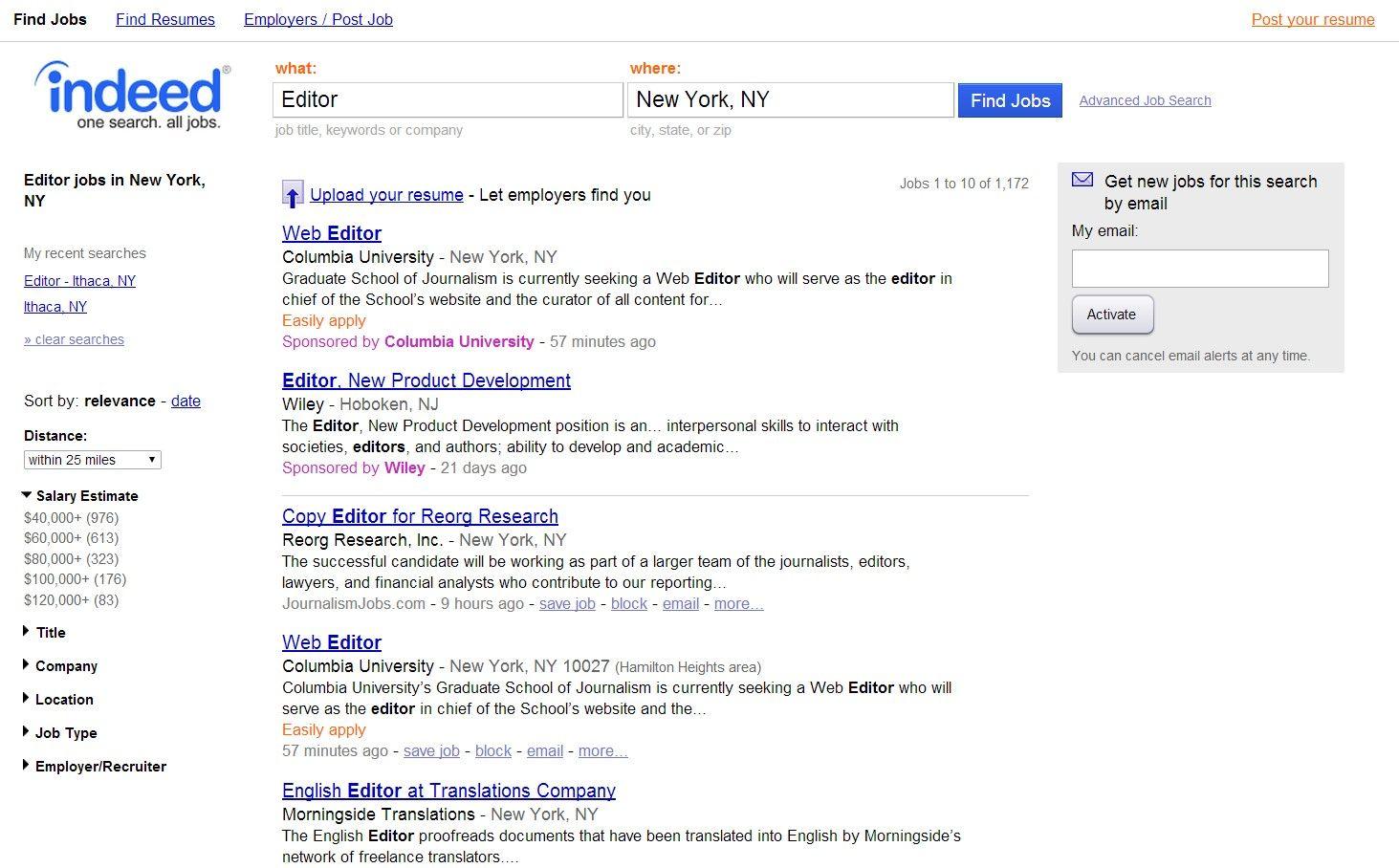 The Best Job Search Websites & Apps Job search, Job