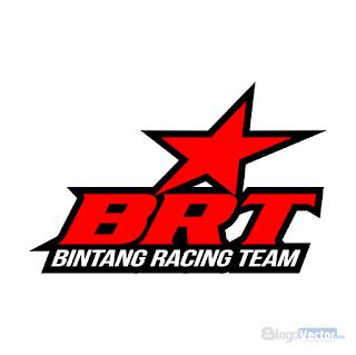 Download Bintang Racing Team Brt Logo Vector Cdr Desain Logo Otomotif Desain Logo Gambar Karakter