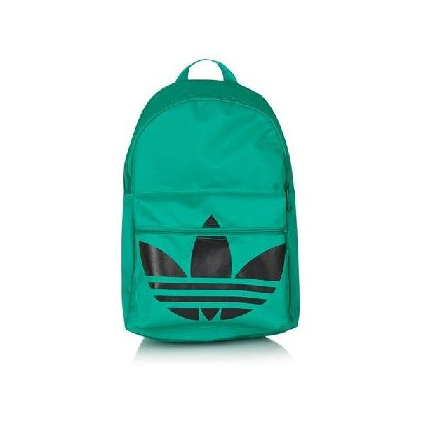 Trefoil Backpack by Adidas Originals (2,180 INR) ? liked on