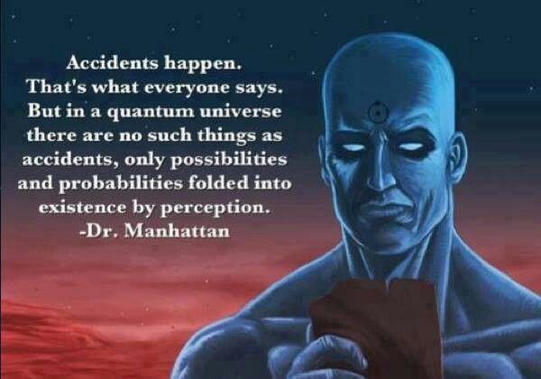 Dr. Manhattan, Watchmen