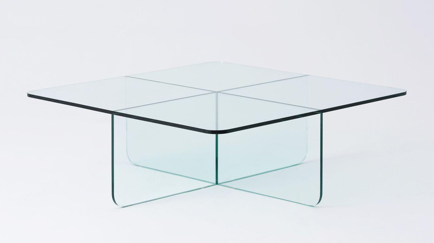 Verre Square Coffee Table Eq3 Coffee Table Coffee Table Square Square Glass Coffee Table [ 836 x 1488 Pixel ]