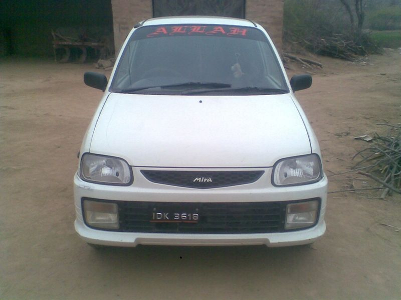 Daihatsu Cuore 2000 For Sale In Rawal Pindi Pakistan 3707 Com