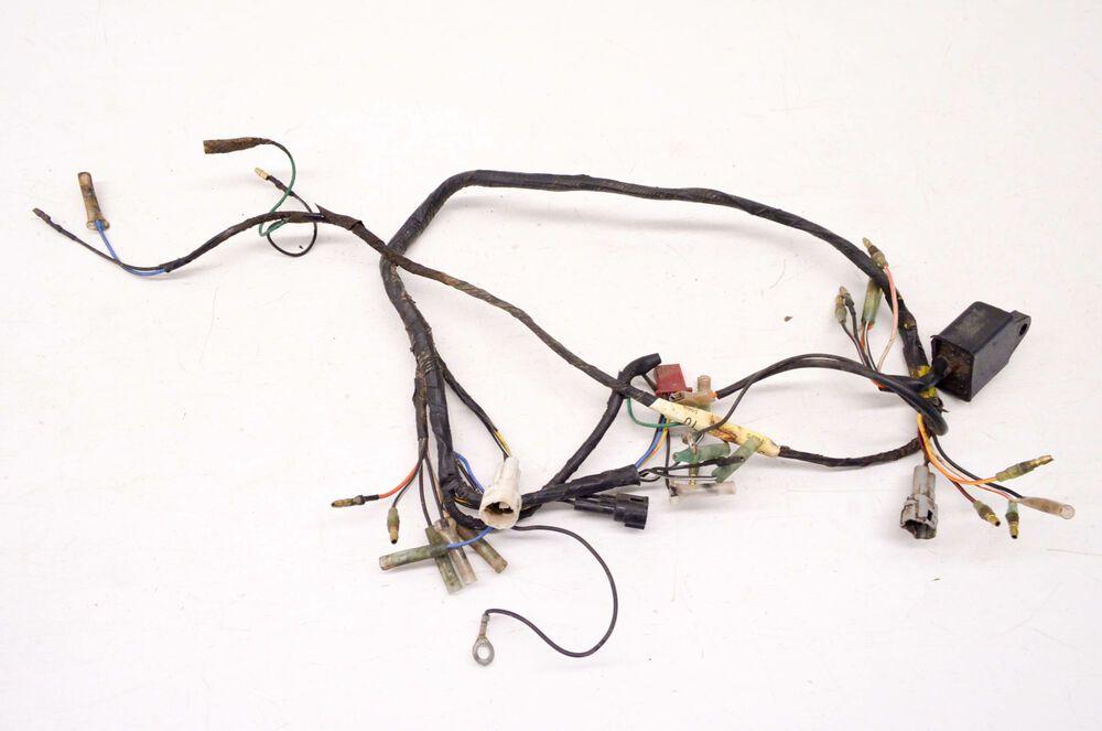 yamaha blaster wiring harness  active wiring diagram side